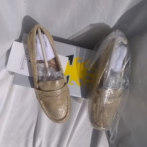 NWB Volatile Lucienne Sparkling Loafers